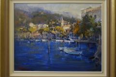 Morning light, Maderna, Lake Garda, Italy -