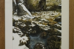 Late Winter Pool - Mt Buffalo -
