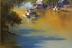 Paddle-steamer-at-Echuca-